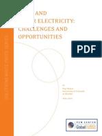 Wind Solar Electricity Report