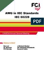 AWG IEC CANENA