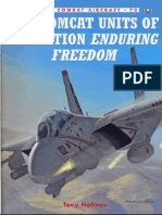 070 - F-14 Tomcat Units of Operation Enduring Freedom