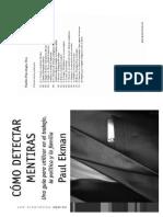 Como Detectar Mentiras by Paul Ekman.pdf
