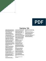 Seloka 5A
