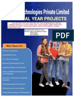 IEEE 2014 2015 MATLAB PROJECT TITLES
