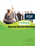 Dress for Success Workshop by exeQserve