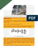 Il Mantra Om Mani Padme Hum Spiegazione Dalai Lama
