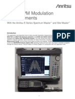 AM FM PM Modulation Measurements Application Note