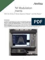 AM FM PM Modulation Measurements Application Note