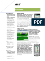 Visual KPI Datasheet