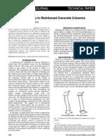 ACI_Sezen_Setzler_2008-Reinforcement Slip in Reinforced Concrete Columns