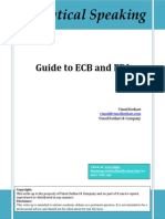 Guide to ECB and FDI