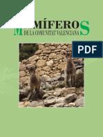 Mamíferos de la Comunitat Valenciana