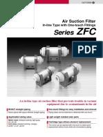 ZFC Filter Vakuum SMC Catalog