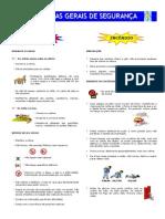 Anexos (Plano de Emergência)
