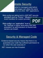 SynapseIndia DOTNET Website Security Development.ppt