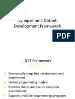 SynapseIndia Dotnet Development Framework.ppt