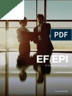 EF 2013 report