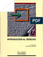 Introduccion Al Derecho - Luis Prieto Sanchis