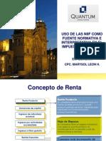 CPCC. Marisol Leon Huayanca (2) (Peru)