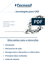 Tecnosil-silicon_novas Tecnologias Para Cad