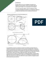 Métodos de Trazados Geométricos