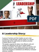 Management Leadership Notes