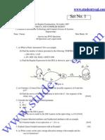 Automata and Compiler Design Jntu Model com