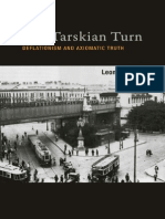 The Tarskian turn [Deflationism and Axiomatic truth]