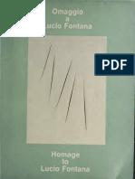 Omaggio a Lucio Fontana by Fred Licht