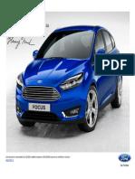 Lista de Preturi Noul Ford Focus