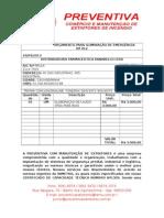 012 - Distribuidora Farmaceutica Panarello Ltda