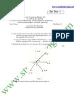Classical-mechanics Jntu Model com