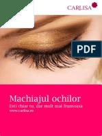 Machiajul-ochilor