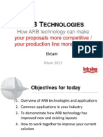 ARB Presentation
