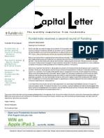 Capital Letter August 2012 - Fundsindia.com