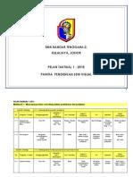 Pelan Taktikal Psv 2015 PDF