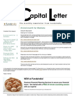 Capital Letter December 2012 - Fundsindia.com