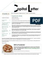 Capital Letter January 2013 - Fundsindia.com