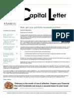 Capital Letter February 2013 - Fundsindia.com