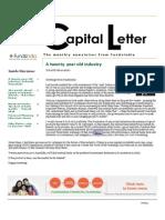 Capital Letter July 2013 - Fundsindia.com
