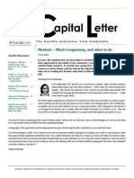 Capital Letter September 2013 - Fundsindia.com