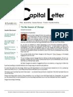 Capital Letter November 2013 - Fundsindia.com