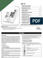 Beurer BM70 Misuratore Pressione