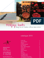 Modjaji Books Catalogue 2009 - 2010