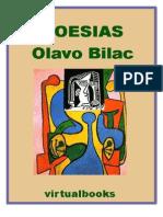 Poesias_ Olavo Bilac