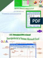 Descripcion de Barras Excel