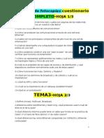 Cuestionario -T3 FOTOCopias - COMPLETO Las 3hojas de Fotocopias
