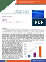 Biometrics – A Global Market Overview
