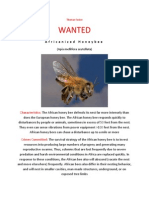 invasive wanted poster
