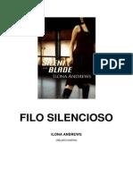 FILO SILENCIOSO ILONA ANDREWS (RELATO CORTO)