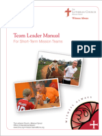 Short Term Team LeaderManual Final Dec12