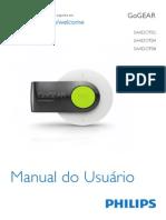 GoGEAR Sounddot Português Brasileiro